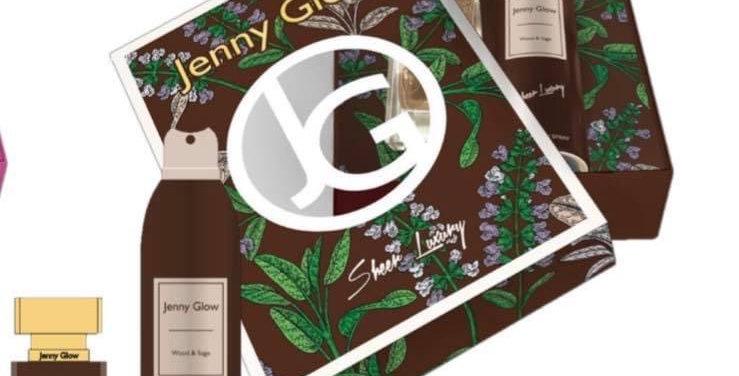 Jenny Glow Wood & Sage Gift Set