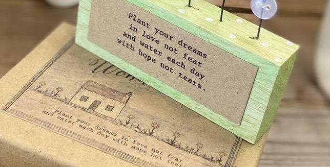 Plant Your Dreams
