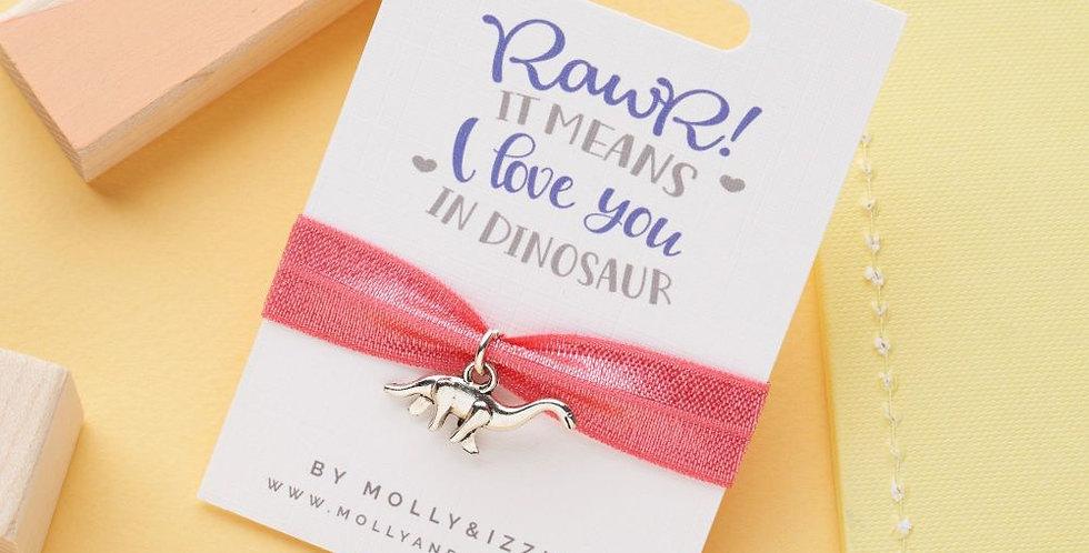 Dino Kids Comfort Bracelet