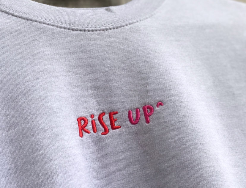 Rise Up Sweater