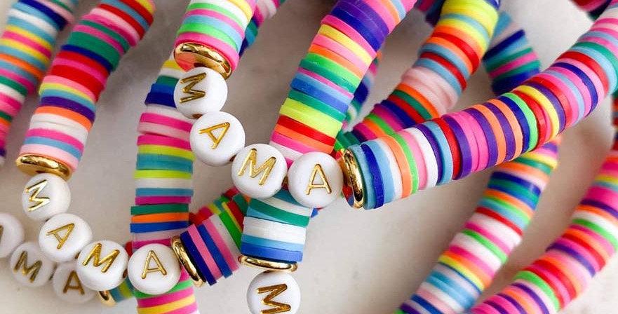 Mama Bracelet~Rainbows