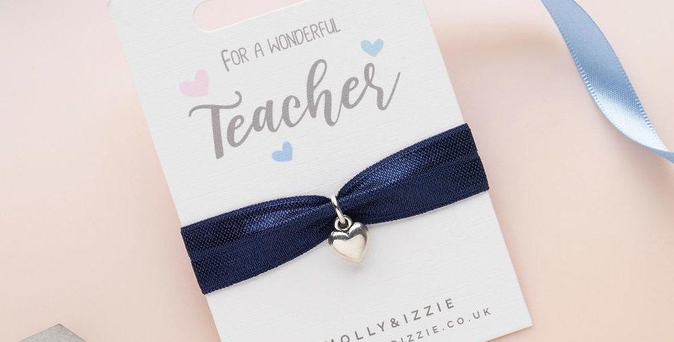 Teacher Soft Stretch Bracelet