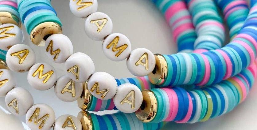 Mama Bracelet~Aqua Dream