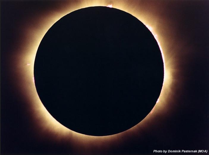 солнечное затмение предсказание