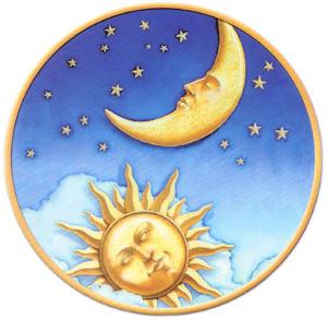 Луна&Солнце