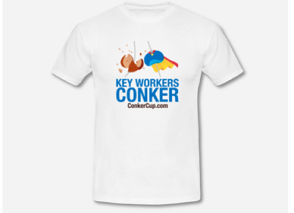 Mens Key Workers Conker