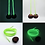Thumbnail: Glow in the Dark Shoelace 80/100/120/140cm