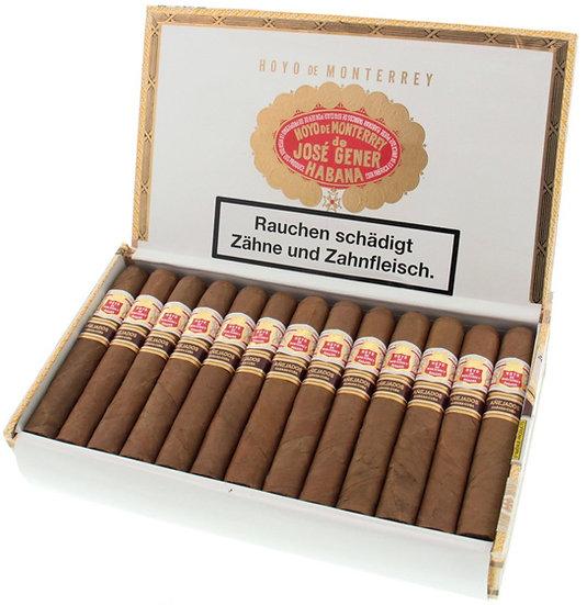Hoyo de Monterrey Hermosos No. 4 Añejados - Box of 25 Cigars