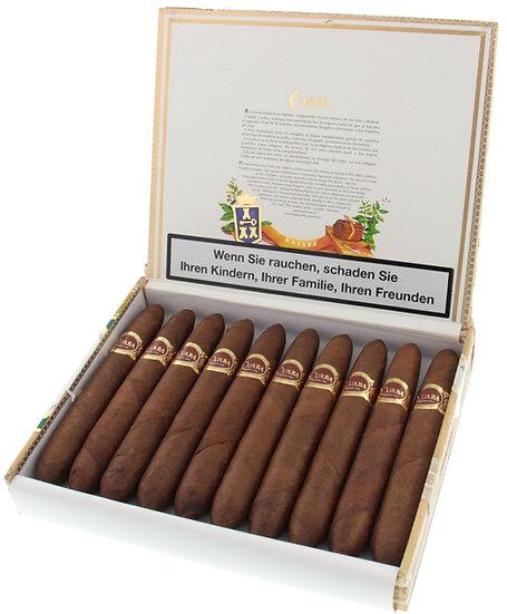 Cuaba Distinguidos - Box of 10 Cigars