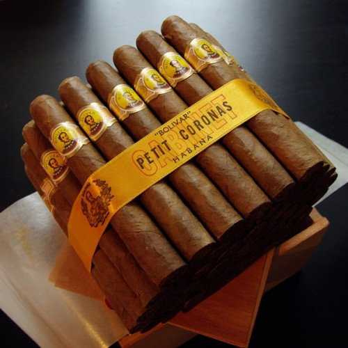 Bolivar Petit Coronas - Box of 25 Cigars