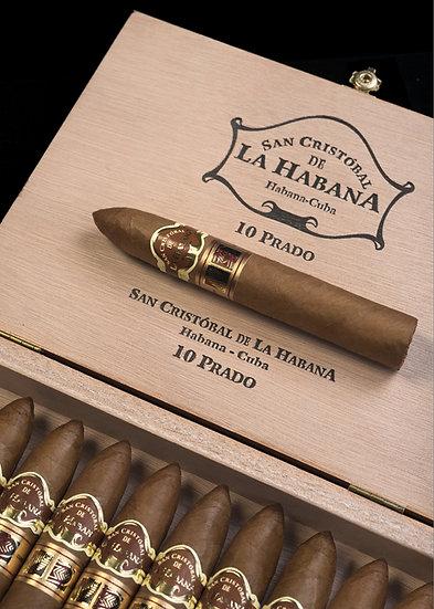 San Cristóbal de la Habana Prado LCDH - Box of 10 Cigars