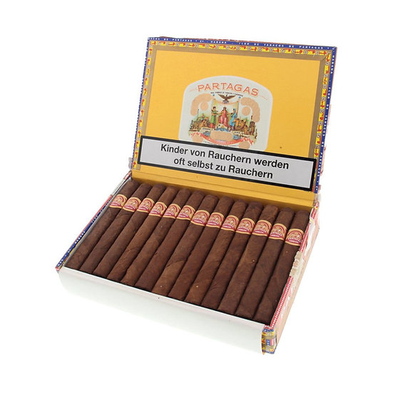 Partagas Aristocratas - Box of 25 Cigars