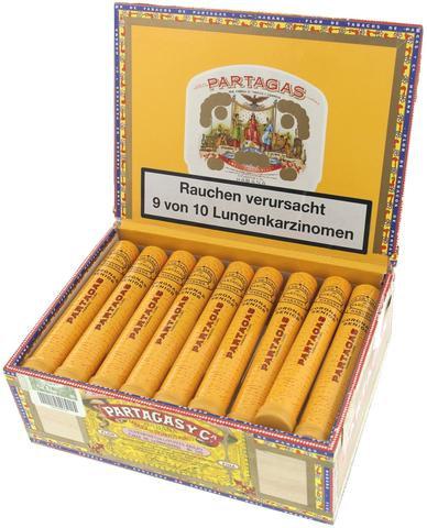 Partagas Coronas Senior - Box of 25 Cigars