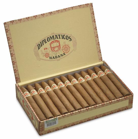 Diplomaticos No. 2 - Box of 25 Cigars