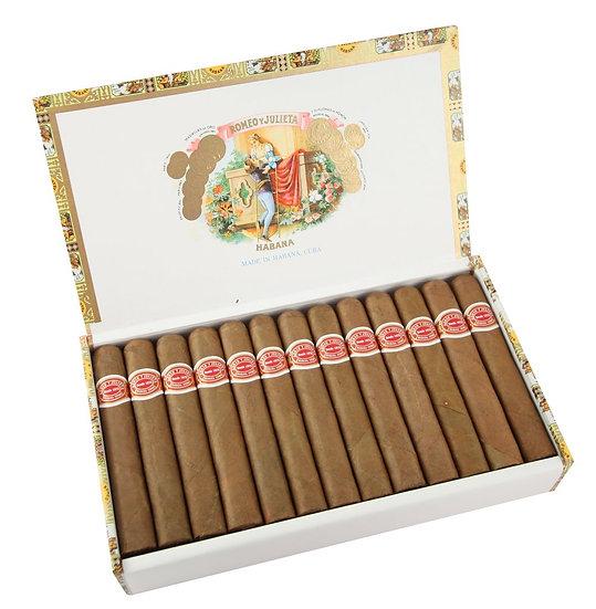 Romeo y Julieta Exhibición No. 4 - Box of 25 Cigars