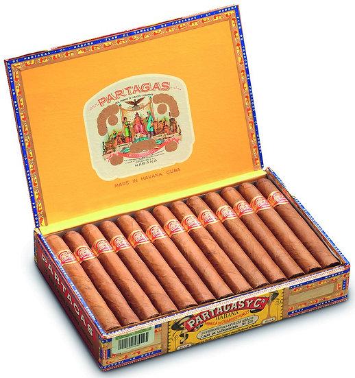 Partagas Petit Coronas - Box of 25 Cigars