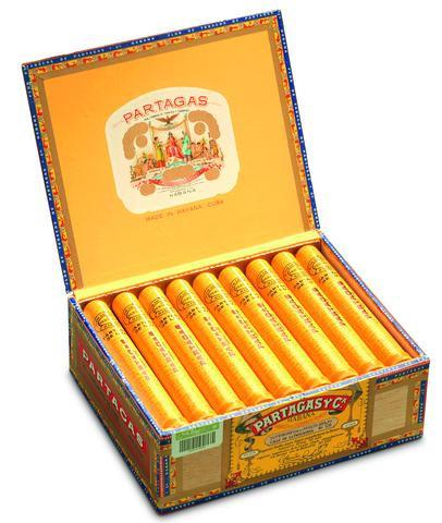 Partagas De Luxe - Box of 25 Cigars