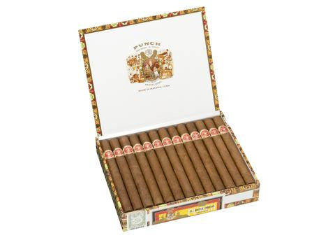 Punch Double Coronas - Box of 25 Cigars