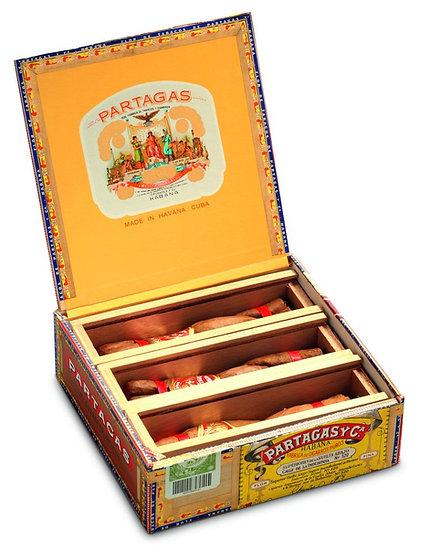 Partagas Culebras LCDH - Box of 9 Cigars
