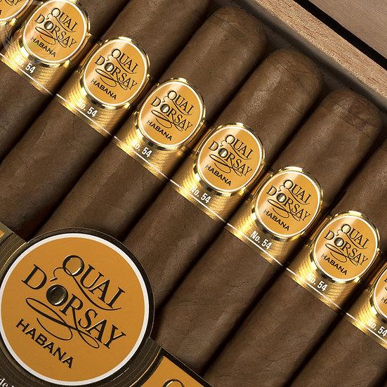 Quai D'Orsay No. 54 - Box of 25 Cigars