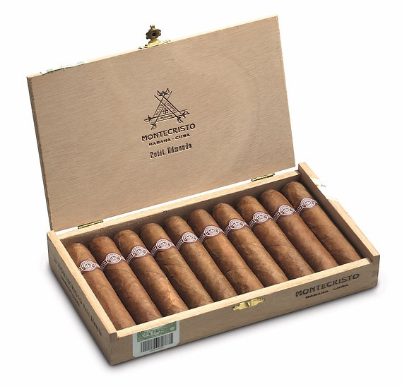 Montecristo Petit Edmundo - Box of 25 Cigars