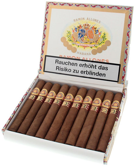 Ramon Allones Superiores LCDH - Box of 10 Cigars