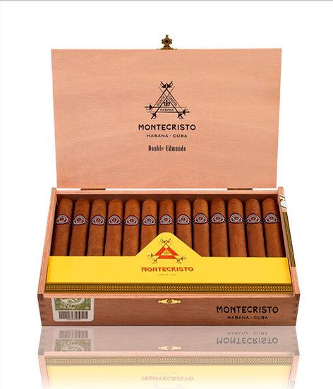 Montecristo Double Edmundo - Box of 25 Cigars