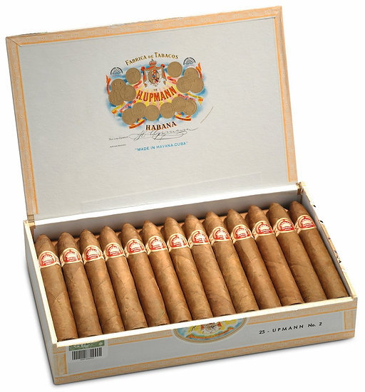 H. upmann No. 2 - Box of 25 Cigars