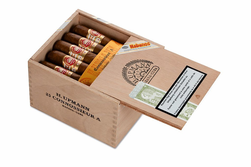 H. upmann Connoisseur A - Box of 25 Cigars