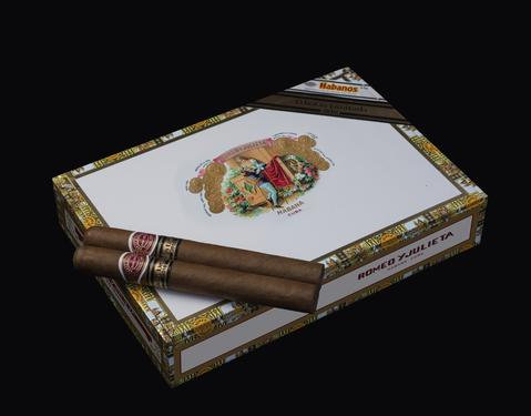 Romeo y Julieta Tacos - Box of 25 Cigars