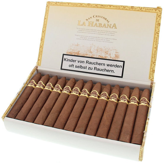 San Cristóbal de la Habana La Punta - Box of 25 Cigars