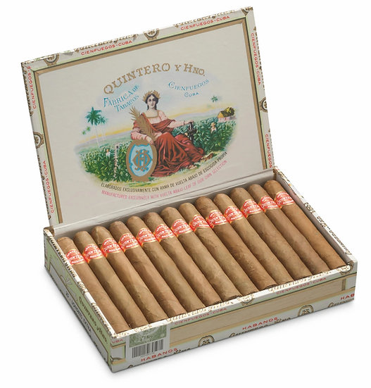 Quintero Londres Extra - Box of 25 Cigars