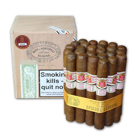 Hoyo de Monterrey Epicure Especial - Box of 25 Cigars