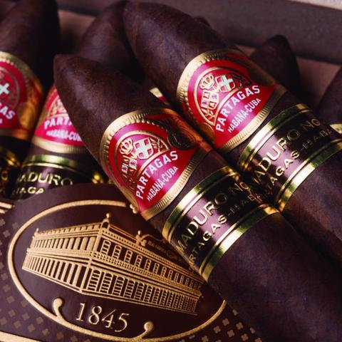 Partagas Maduro No.2 - Box of 25 Cigars