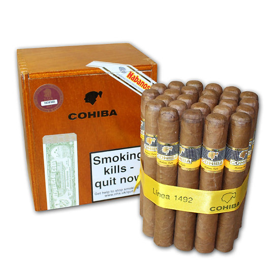 Cohiba Siglo 4 - Box of 25 Cigars