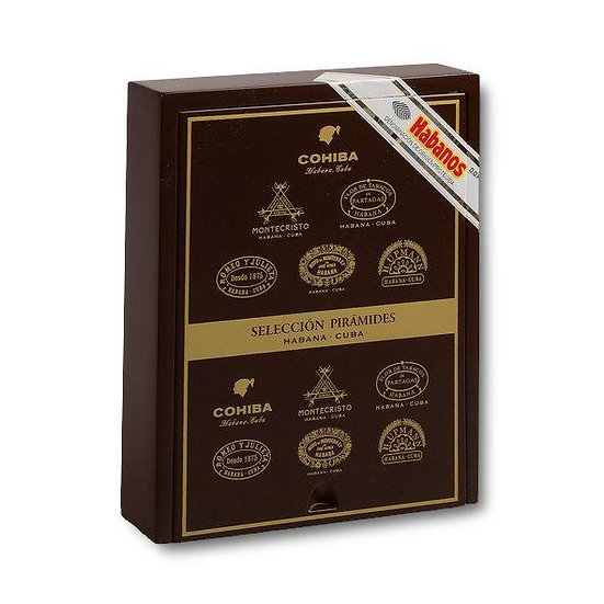 Selección Pirámides LCDH - Box of 6 Cigars