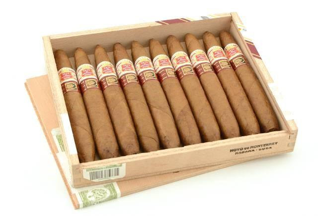 Hoyo de Monterrey Elegantes LCDH - Box of 10 Cigars
