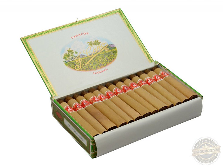 La Flor de Cano Petit Coronas - Box of 25 Cigars