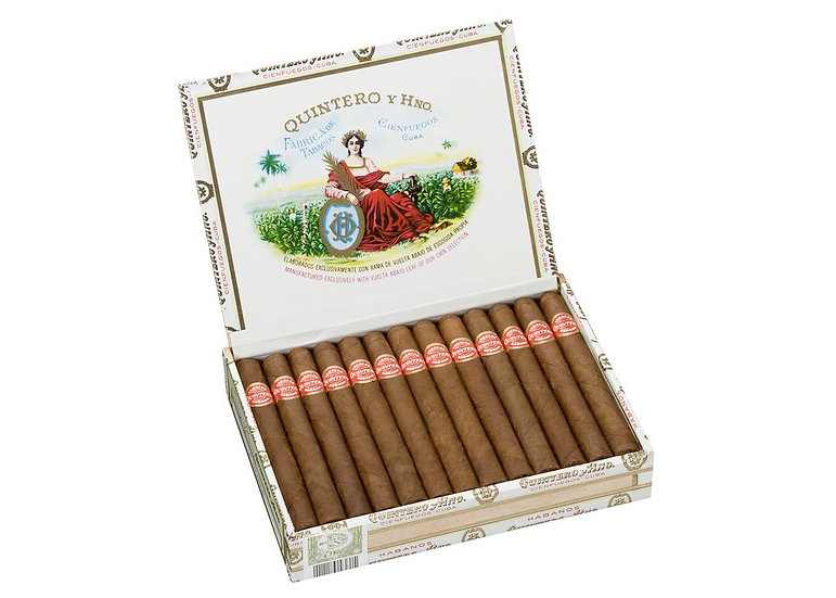 Quintero Nacionales - Box of 25 Cigars
