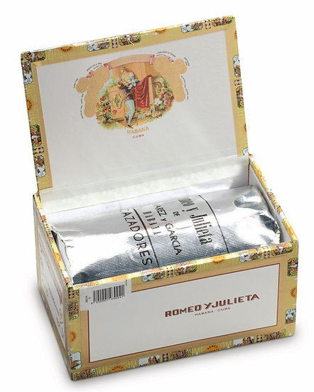 Romeo y Julieta Cazadores - Box of 25 Cigars