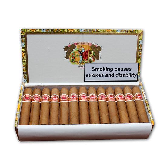 Romeo y Julieta Petit Royales - Box of 25 Cigars