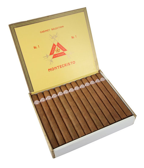 Montecristo No 1 - Box of 25 Cigars