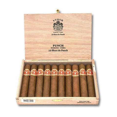 Punch Short de Punch - Box of 10 Cigars