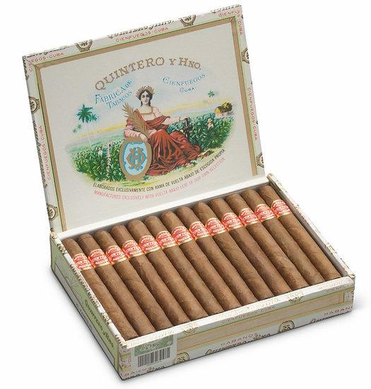 Quintero Panetelas - Box of 25 Cigars