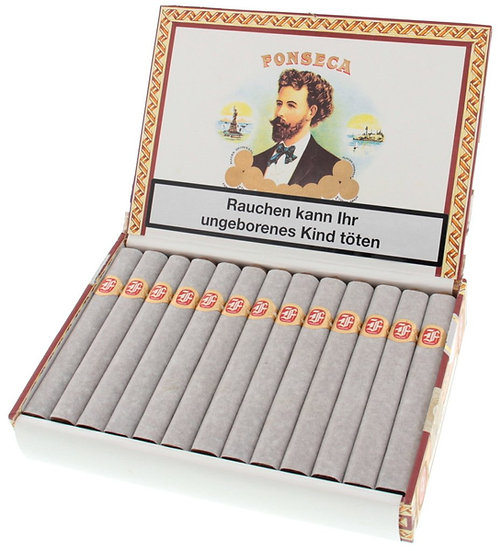 Fonseca Cosacos - Box of 25 Cigars