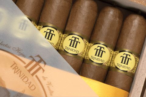 Trinidad Esmeralda - Box of 12 Cigars