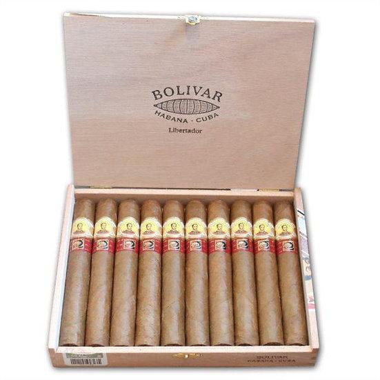 Bolivar Libertador LCDH - Box of 10 Cigars