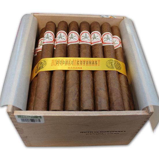 Hoyo de Monterrey Double Coronas - Box of 25 Cigars