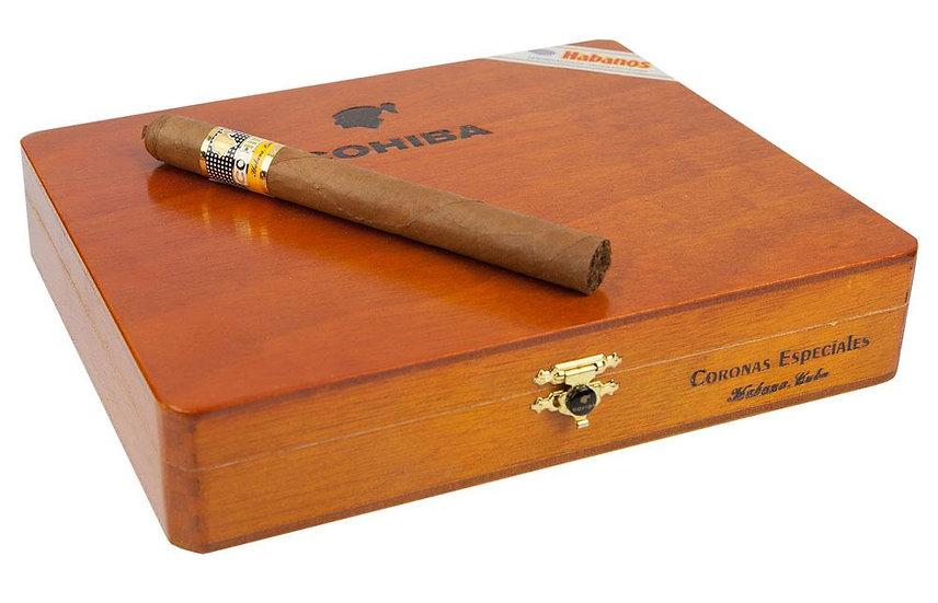 Cohiba Coronas Especiales - Box of 25 Cigars