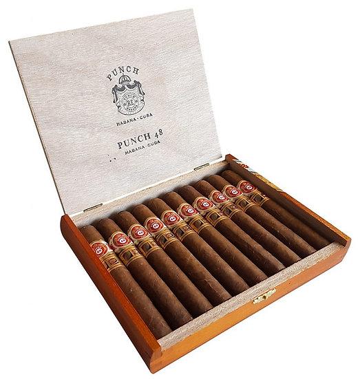 Punch 48 LCDH - Box of 10 Cigars